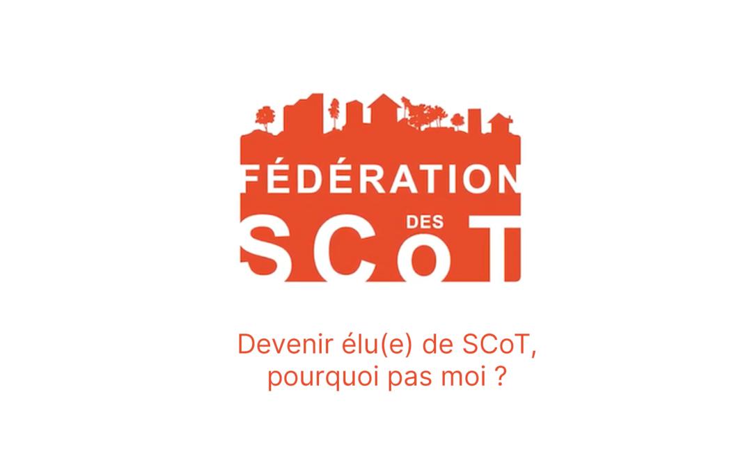 Être élu(e) de SCoT : quatre vidéos pour comprendre l'aménagement du territoire