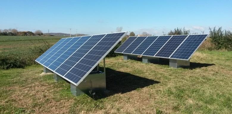 Rencontre à Energie Positive : le photovoltaïque au sol alimente les échanges !