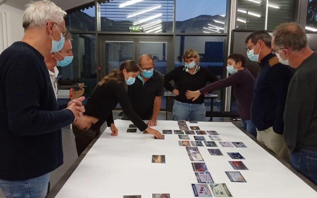 Climat : un atelier avec les élus, afin d'avoir toutes les cartes en main !